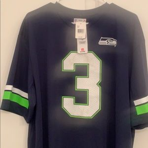 2XL SEAHAWKS TEAM APPAREL SHIRT